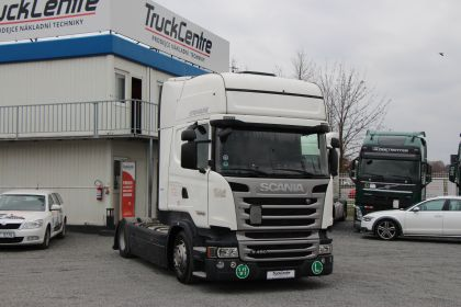 Scania R450 LOW DECK, EURO 6, RETARDER, LOWDECK
