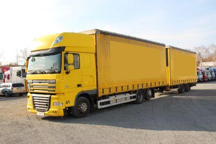 DAF XF 105.460 EURO5EEV