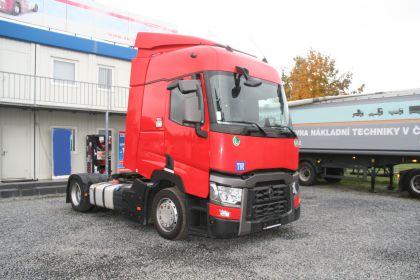 RENAULT T 460 EURO 6 LOWDECK