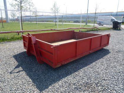 Hákový kontejner