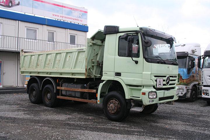 MB ACTROS 3344 SKLÁPĚČ 6x6