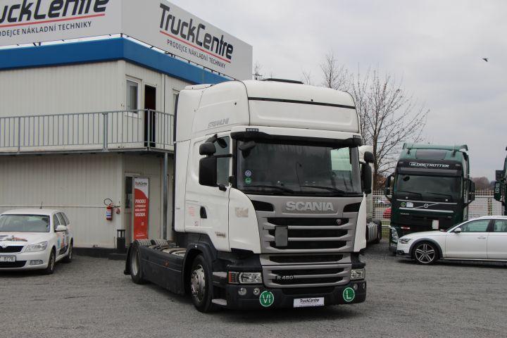Scania R450 LOW DECK, EURO 6, RETARDER, LOWDECK