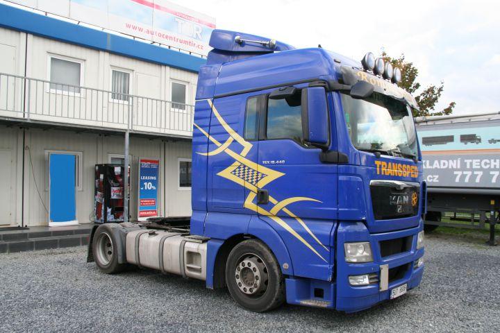 MAN TGX 18.440 EURO 5 LOWDECK