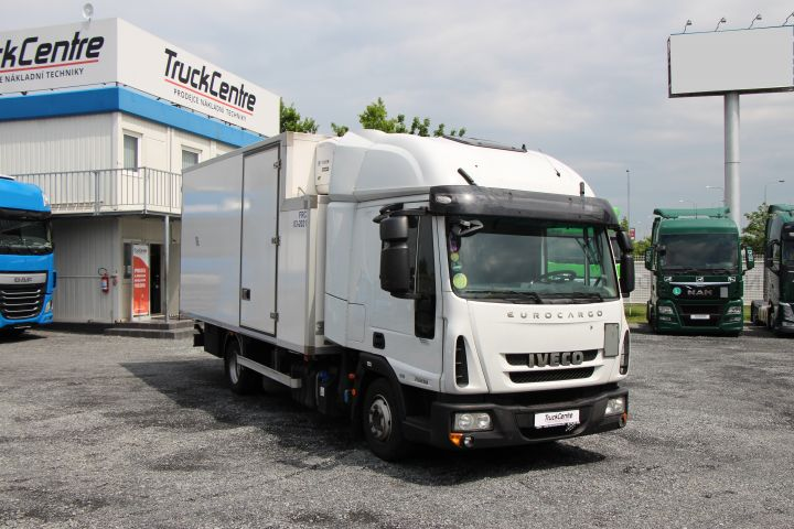 Iveco 75E19 EURO 6 AGREGÁT THERMOKING T800 SPECTRUM, 380V